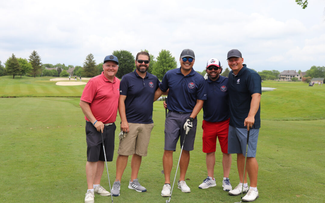 Scientel Solutions Celebrates Their Fourth Annual Putting for Veterans Golf Tournament