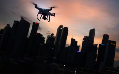 Drone Disruption on the Rise
