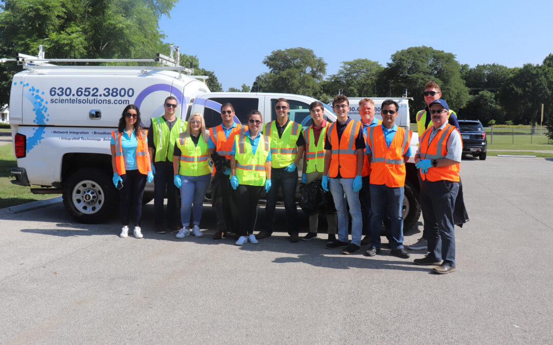 Scientel Solutions: One Mile To A Cleaner Community